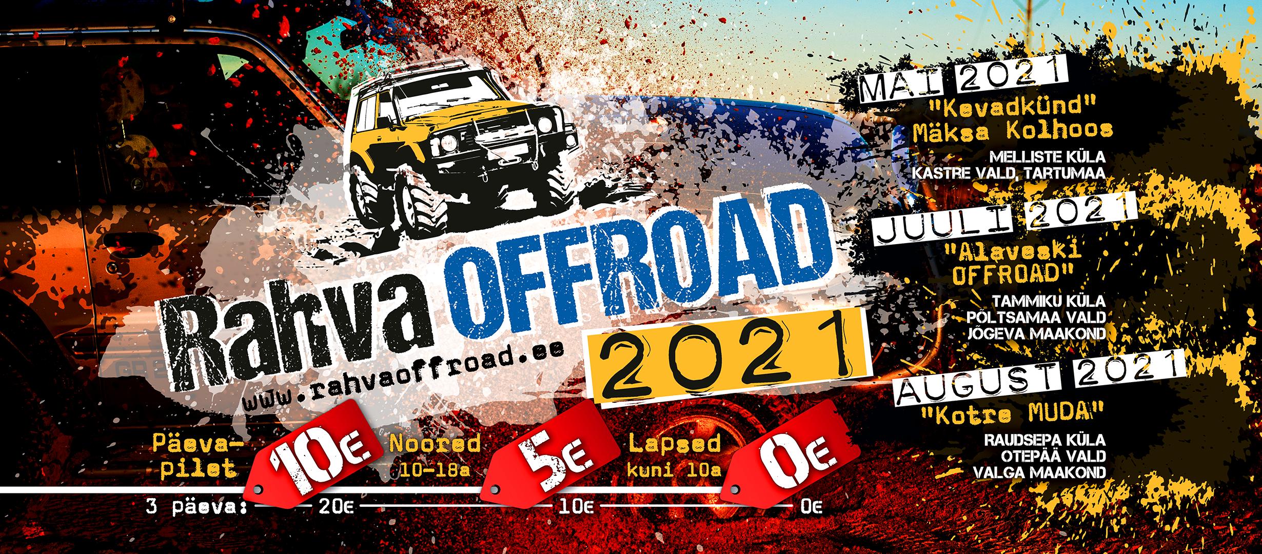 Combipact - Rahva Offroad 2021